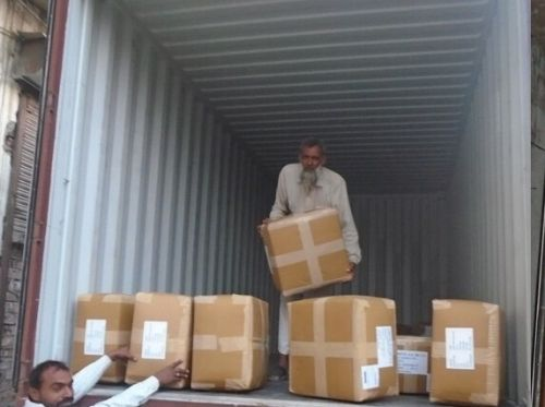 Container Loading Inspection